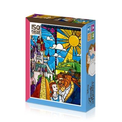 디즈니 미녀와 야수 직소퍼즐 150피스 D-A150-002