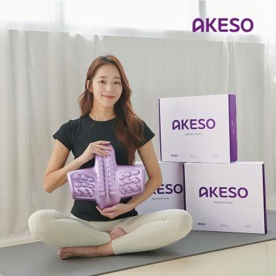 아케소 룸바냅 허리 스트레칭 척추 지압 운동 기구