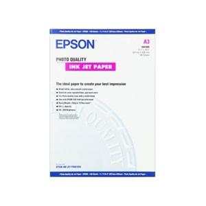 엡손(EPSON)용지 C13S041068 / Photo quality ink jet paper A3 / 100매