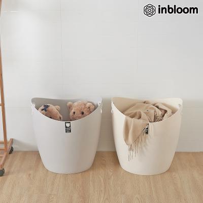 인블룸 모던심플 대용량 다용도 세탁 빨래바구니