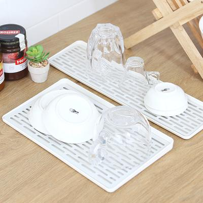 싱글리빙 주방 정수기 컵받침 트레이 식기건조대 KT10