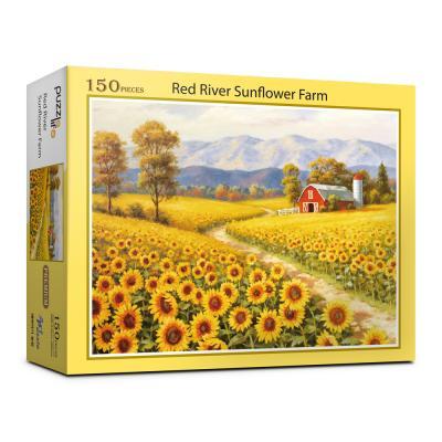 150피스 해바라기농장 직소퍼즐 PL150-24