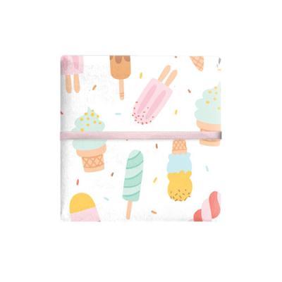 시원한 아이스크림 포장지 (2장)