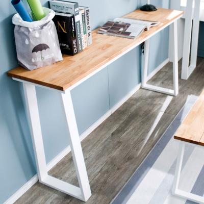 심플 라인 원목 테이블 1500x760