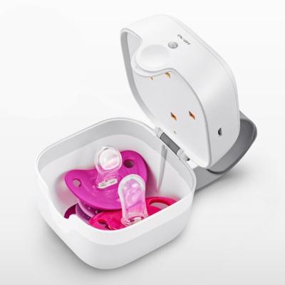 이젠육아도 장비빨 쪽쪽이살균소독기 화이트  S6-W