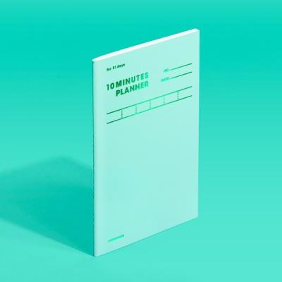 [모트모트] 텐미닛 플래너 31DAYS - 그리너리