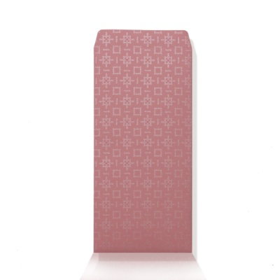 가하2 은펄 분홍 세로형 우편봉투