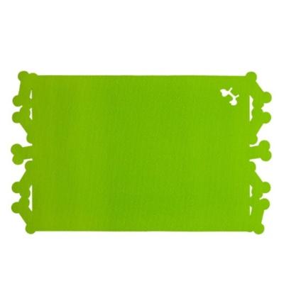 미끄럼 방지 카펫 다용도 방수 소프트 패드그린