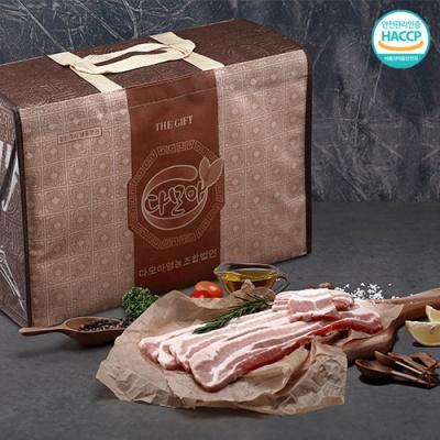 [프리미엄 포크] 흑돼지 삼겹살 500gx3팩 세트