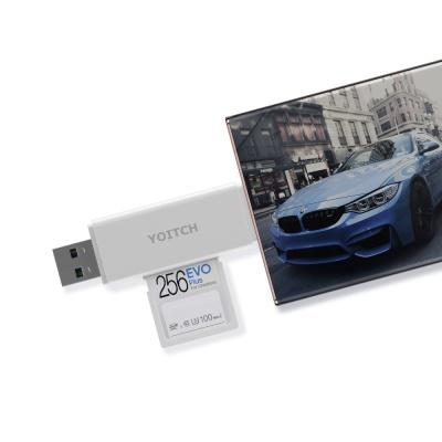 USB 3.0 C타입 OTG SD 블랙박스 카드 리더기 블링크CA