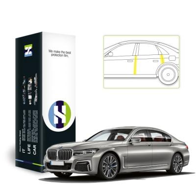 BMW 7시리즈 2019 PPF필름 문콕방지가드 도어엣지세트