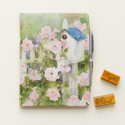 저널-Lined Blank Book(펜)10688