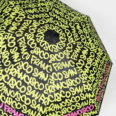 [로빈루스]  샌프란시스코 네온 우산