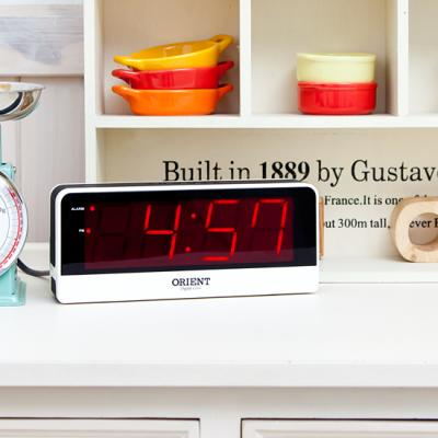 오리엔트 OT511CD LED 간편한 스누즈알람 디지털시계