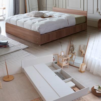 객실용 half 시크릿수납 Q 침대 양면매트 DM218