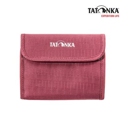타톤카 Euro Wallet (bordeaux red)