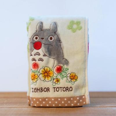 토토로 페이스타올 (욕심쟁이 딸기)