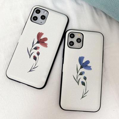 꽃네송이 범퍼카드 케이스