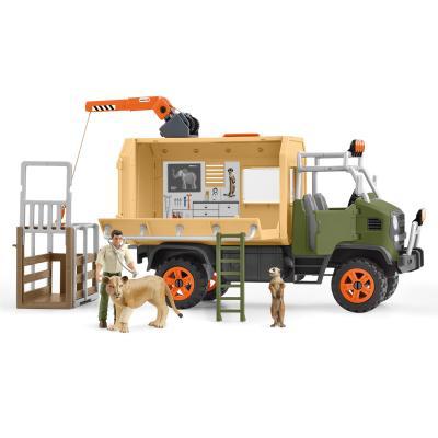 [슐라이히]동물 구조 대형트럭