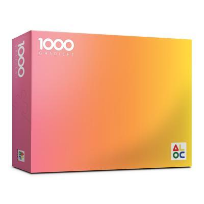 (알록퍼즐) 1000피스 그라디언트 직소퍼즐 AL3003