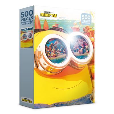 500피스 미니언즈 즐거운 여름 휴가 직소퍼즐 AL5321