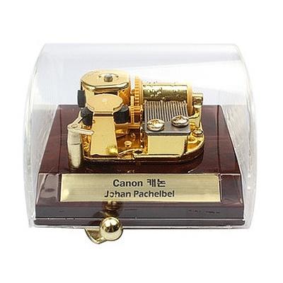 [무료배송] 돔 멜로디박스 오르골(DA-053S) - CANNON '캐논'