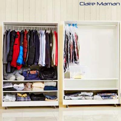 클레어마망 압축팩 세트 이불용 여행용 롤업 옷걸이용