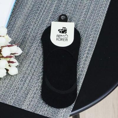 페이크삭스 덧신 하트 블랙 발목양말 학생양말 양말