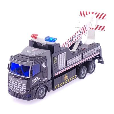1/48 DIY 시티트럭3in1견인트럭 무선조종RC블랙789206
