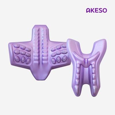 [세트] 아케소 75냅 허리 목 척추 스트레칭 마사지
