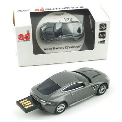 1/72 애스톤마틴 V12 밴티지 USB 16GB (WE002183GY) USB 메모리 모형자동차