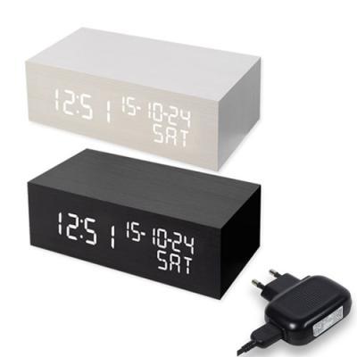 [BEAT] HICKIES LED알람시계 ZEN 8 어댑터 세트