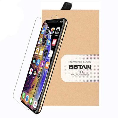 아이폰8+ BBTAN 클리어 강화유리 액정필름CH1540863