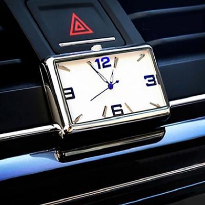 영국차 감성 뉴트로 카업 아날로그 차량용 시계