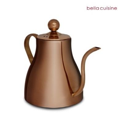 벨라쿠진 브라스 드립 커피 포트 0.8리터