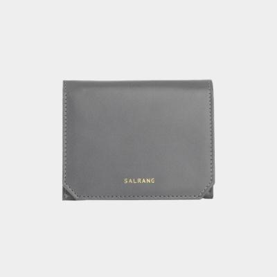 Reims M301 Folder Wallet grey 폴더 월렛 그레이
