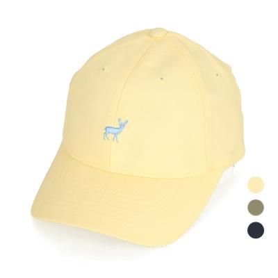 [디꾸보]디어 호른 자수 볼캡 코튼 모자 AC573