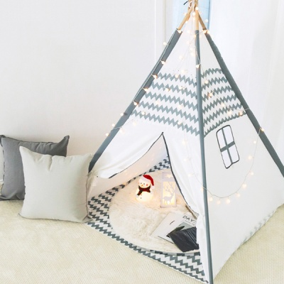레토 실내외 겸용 인디언 키즈 놀이 텐트 LKT-P01