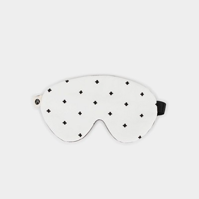 Vernon sleep mask 004 clover white