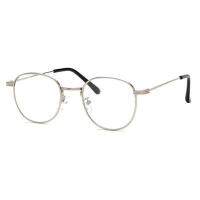 shine 실버 3줄 안경 금속테안경 메탈안경 패션안경