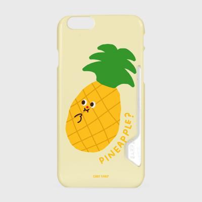 Im pineapple-ivory(카드수납케이스)