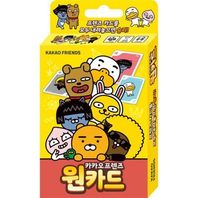 보드게임 - 카카오 프렌즈 원카드