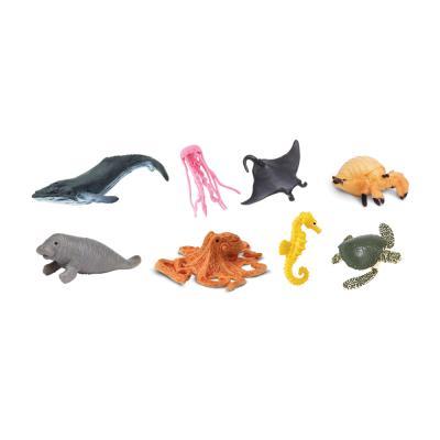 352122 해양 동물피규어 펀팩 테라리움
