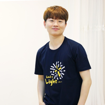 The Word 교회단체티셔츠_ Light(성인용)