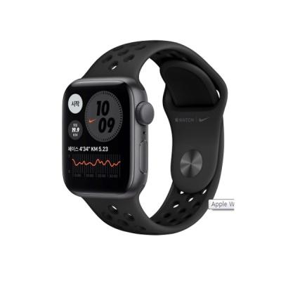 [애플] 애플워치SE, 40mm, Nike, MYYF2KH/A