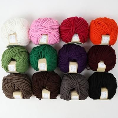 [앵콜스] AP원더(낱개) 뜨개실 겨울실 목도리 모자