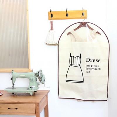 윈도우 옷 커버 3p 세트 - Dress  3p 세트