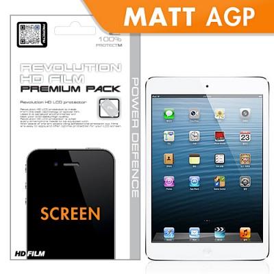 [프로텍트엠/PROTECTM] 아이패드미니2(레티나) iPad mini Retina 전용 레볼루션필름HD 최고급 지문방지 액정보호필름