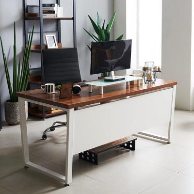 화이트뷰 1200 책상+의자세트