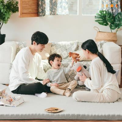 [수면공감] 송이토퍼 매트리스 거실매트 토퍼 4종